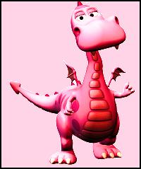 Pink Dragon ピンクドラゴン a